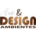 Logo da empresa Art & Design Ambientes
