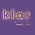 Logo da empresa Klar - projetos de iluminação