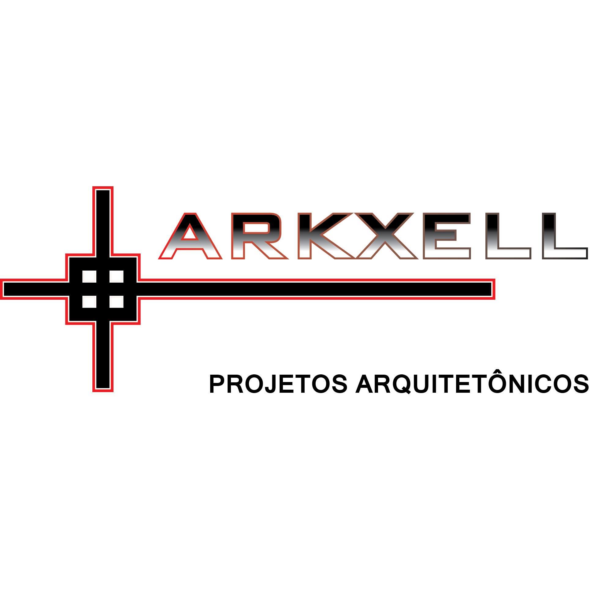 Logo da empresa ARKXELL - Projetos Arquitetônicos
