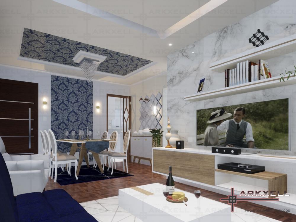 Projeto de Design de Interiores - Dias