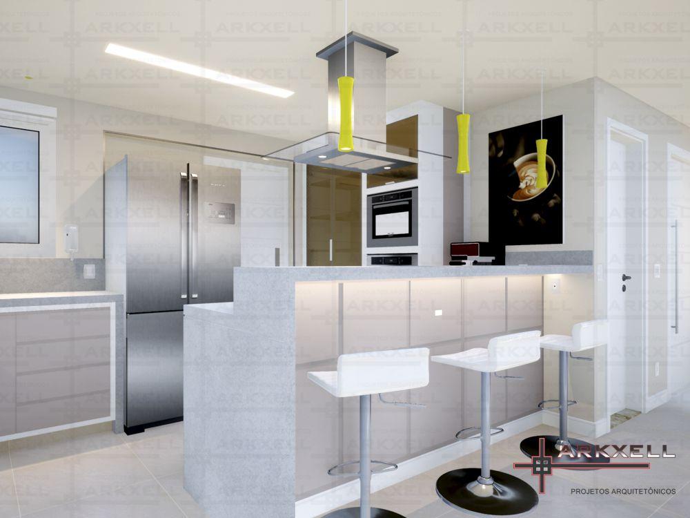 Projeto de design de interiores - Bonelli