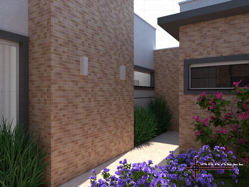 Projeto residencial - Ferreira