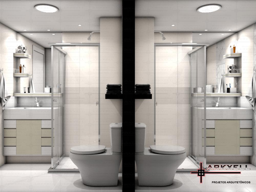 Projeto de Design de Interiores - Santos