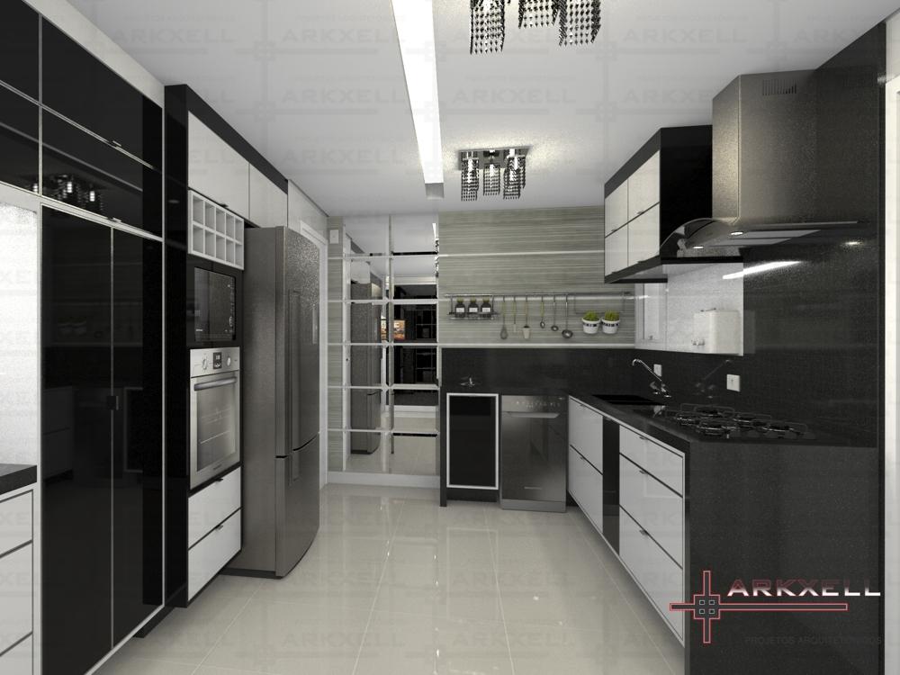 Projeto de Design de Interiores - Bonilla